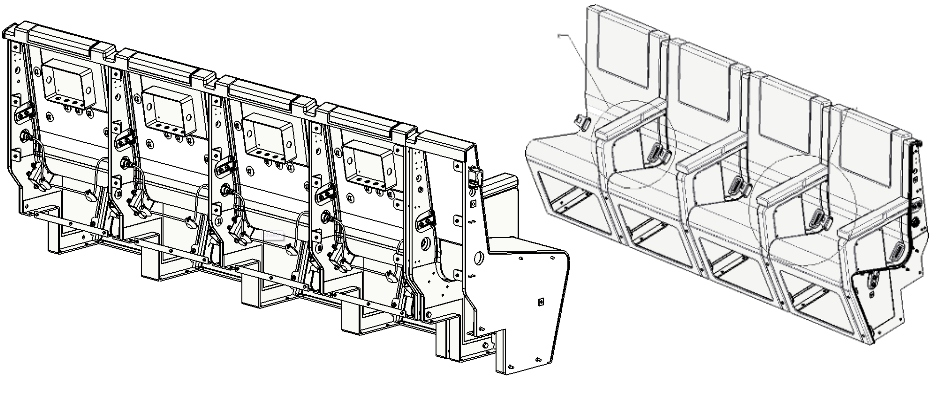 seat assembly 2